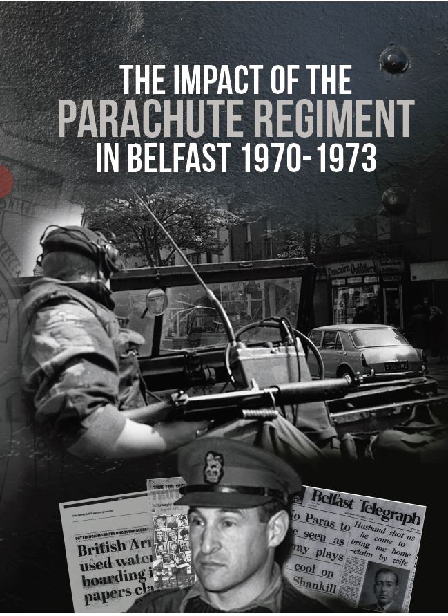 Impact of the Parachute Regiment 1970-173