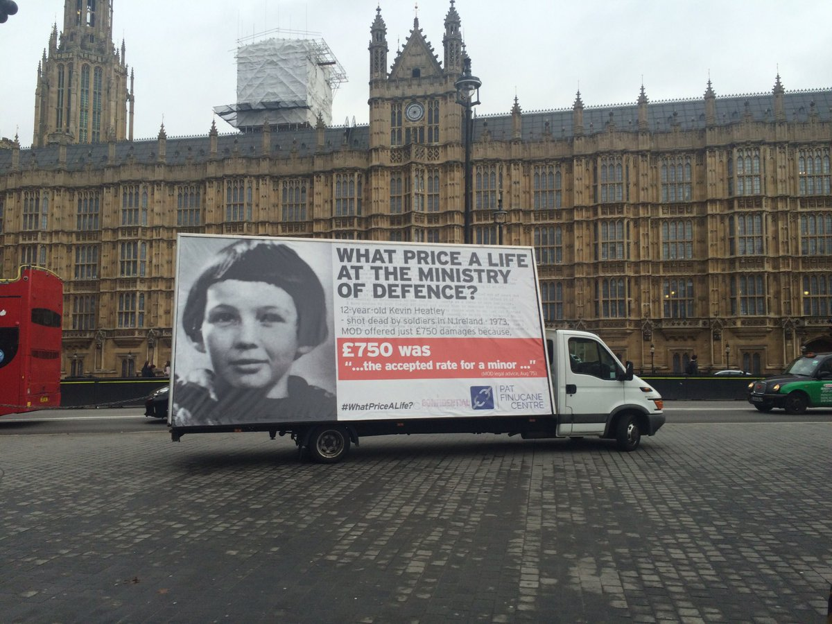 Advan highlighting the case of Kevin Heatley