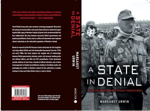 "Front and Back Cover of ""A State in Denial"""